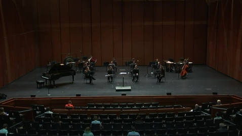 Thumbnail for entry Greenwood School of Music Wind Ensemble Concert