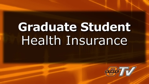 Thumbnail for entry Graduate Student Health Insurance