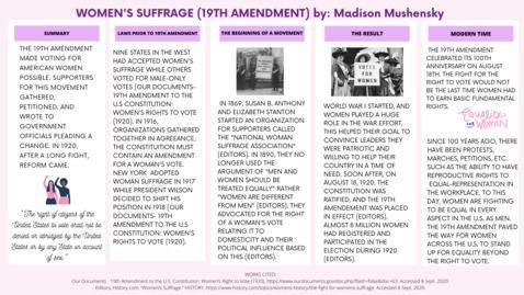 Thumbnail for entry Madison Mushensky