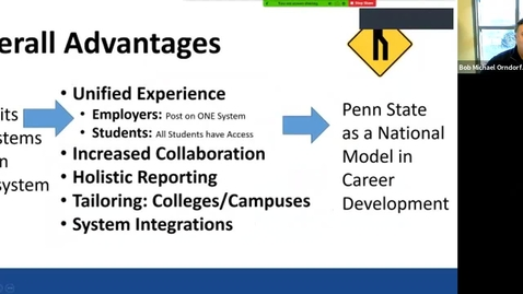 Thumbnail for entry Trends and Updates from PSU Career Services