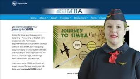 Thumbnail for entry Journey to SIMBA: Welcome Aboard