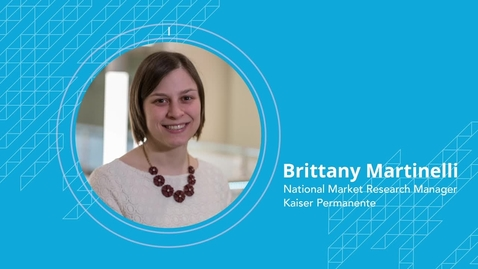Thumbnail for entry Brittany Martinelli: Marketing Research - Giving a Voice to Consumers