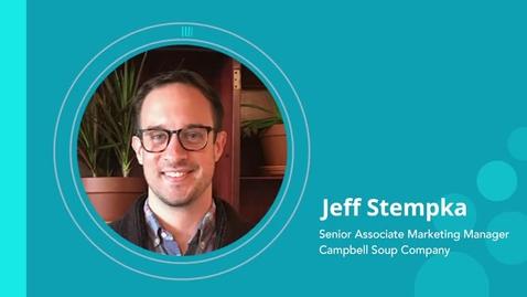 Thumbnail for entry Jeff Stempka - Customer Profile