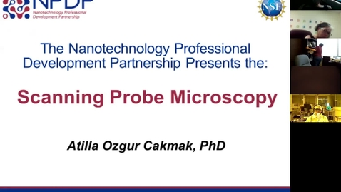 Thumbnail for entry Scanning Probe Microscopy
