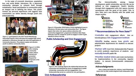 Thumbnail for entry Adeline Mishler: Pathways for the Future: The Prospect of Civic Ambassadorship