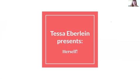 Thumbnail for entry Tessa Eberlein -- Student Employee Showcase 2021