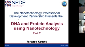 Thumbnail for entry Session 4 DNA and Protein Analysis Part 2