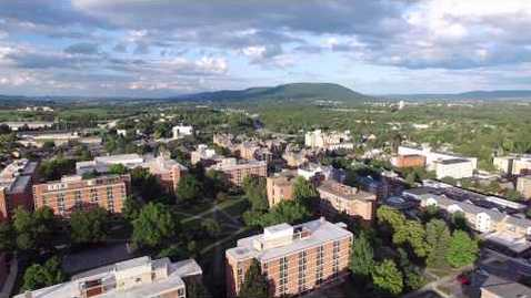 Thumbnail for entry Aerial tour of Penn State - University Park