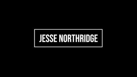 Thumbnail for entry Jesse Northridge Introduction
