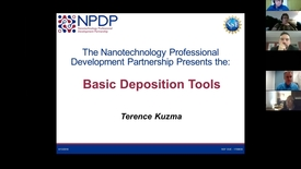 Thumbnail for entry Session 2: Basic Deposition Tools