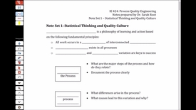 Thumbnail for entry NS1 - 1.1 Statistical Thinking Overview