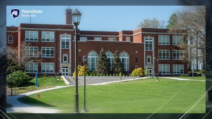 Thumbnail for channel Penn State Mont Alto - Academic Festival 2020