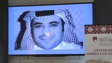 Thumbnail for entry The Murder of Jamal Khashoggi: How Should the U.S. Respond?
