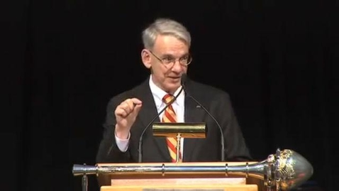 Thumbnail for entry 2011 Convocation Address with Chancellor Coombe