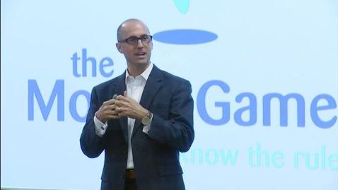 Thumbnail for entry Financial Speaker- Adam Carroll - Winning The Money Game