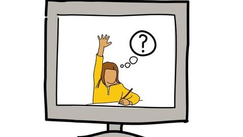 Thumbnail for entry Learning Portfolios with Professor Laura Sponsler