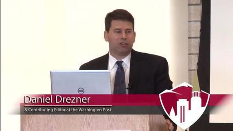 Thumbnail for entry Denver Dialogues - Daniel Drezner