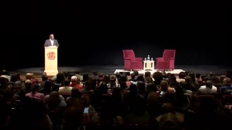 Thumbnail for entry Dr. Cornel West Speaks at the University of Denver