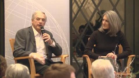 Thumbnail for entry                  Denver Dialogues on Peace & Security - Featuring Robert Gallucci & Samuel Popkin