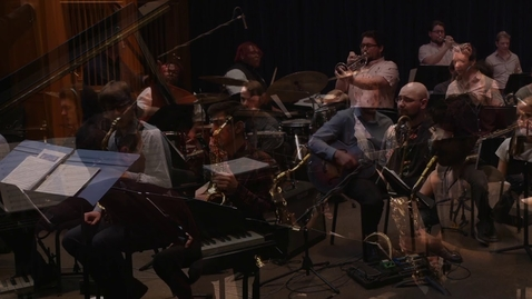 Thumbnail for entry Big Dipper -  Lamont jazz orchestra