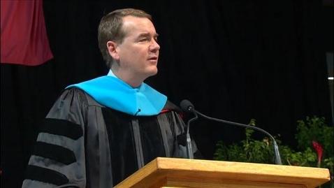 Thumbnail for entry 2015 Undergraduate Commencement
