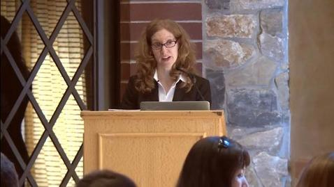 Thumbnail for entry                  Denver Dialogues on Peace & Security - Featuring Wendy Pearlman
