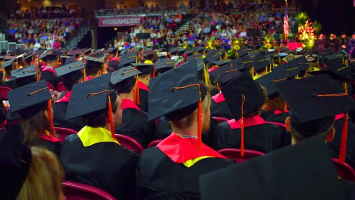 2018 University of Denver Spring Commencement