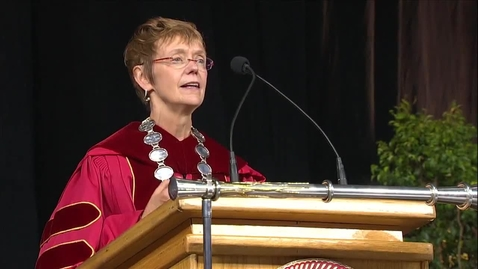 Thumbnail for entry Inauguration Ceremony for Chancellor Rebecca Chopp