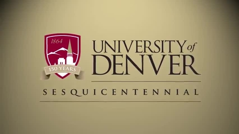 Thumbnail for entry DU Athletics Excellence: A Historical Story of DU Sports