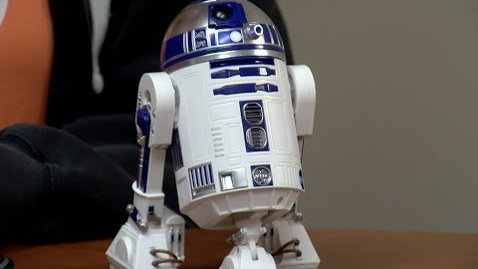 Thumbnail for entry DU Alum, Darby Vernon Brings Star Wars to Life with Sphero Droids | University of Denver (2017)