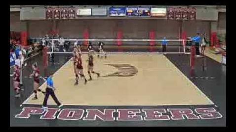 Thumbnail for entry Emma Willis #15 | University of Denver vs ORU 11/02/18