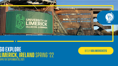 Thumbnail for entry Limerick, Ireland