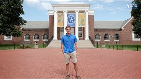 Thumbnail for entry UD students welcome class of 2022