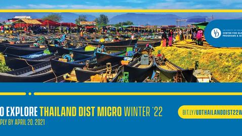 Thumbnail for entry 22W Thailand DIST - micro