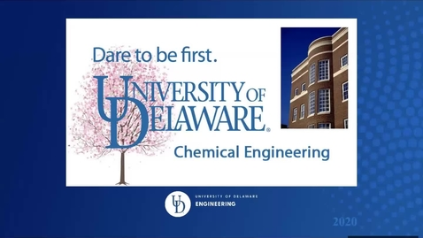 Thumbnail for entry Chemical Engineering — College of Engineering