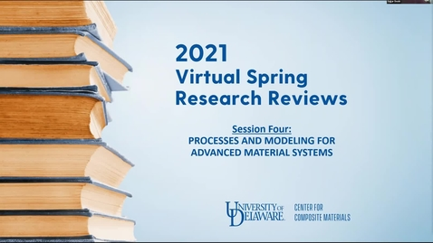 Thumbnail for entry 2021 Virtual Spring Research Reviews