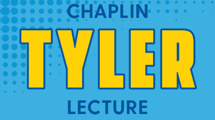 Thumbnail for channel Chaplin Tyler Lecture Series