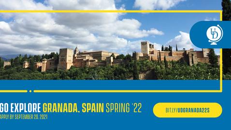 Thumbnail for entry Granada, Spain