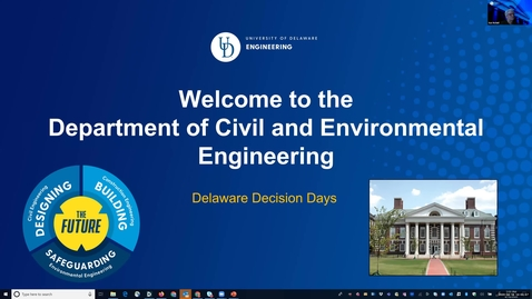 Thumbnail for entry Civil and Environmental Engineering — College of Engineering