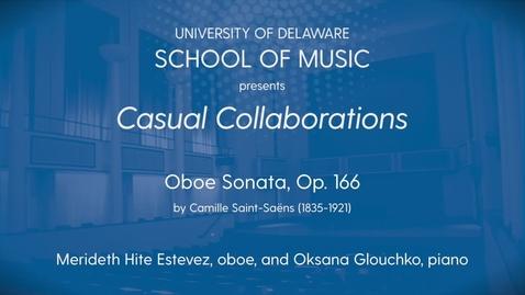 Thumbnail for entry Casual Collaborations: Hite Estevez and Glouchko