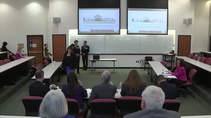 Thumbnail for channel Lerner Carol A. Ammon Case Competition Finals