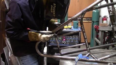 Thumbnail for entry TIG Welding 2.MP4