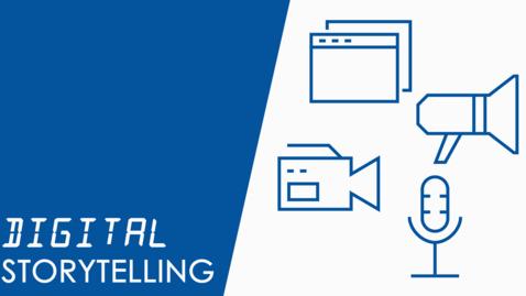 Thumbnail for entry Digital Storytelling