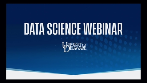 Thumbnail for entry COVID-19 Data Science Webinar 6-24-2020