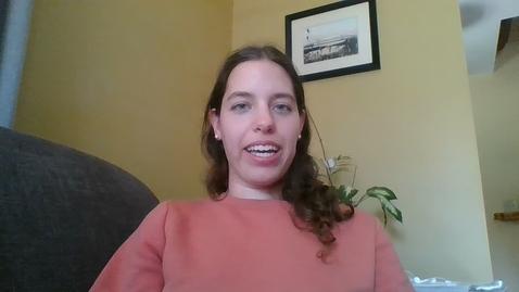 Thumbnail for entry Abigail Kaye 480