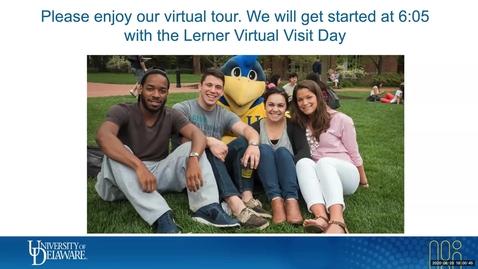 Thumbnail for entry Lerner Virtual Visit 8.20.2020