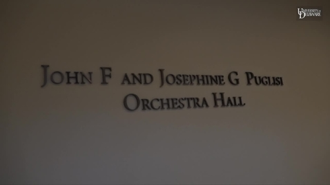 Thumbnail for entry Puglisi Orchestra Hall Renovation