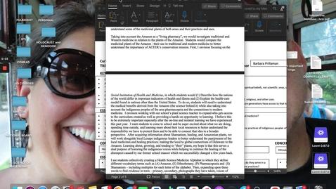 Thumbnail for entry Post Prospectus Next Steps - Barbara