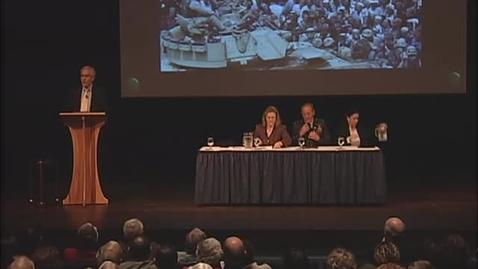 Thumbnail for entry Global Agenda_11-19-03_Panel