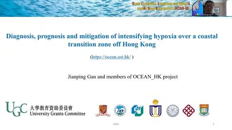 Thumbnail for entry Jianping Gan seminar